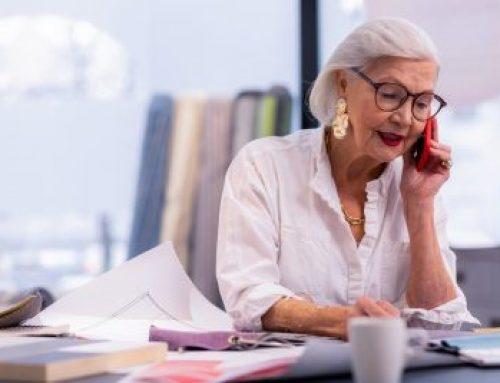 Berufliche Wege nach der Erwerbstätigkeit – ein Interview